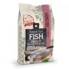 YAMI NATURAL FRESH FISH ADULT TROUT  2 KG
