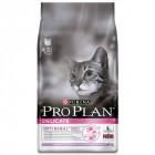 PROPLAN CAT DELICATE KALKOEN/RIJST 1,5KG