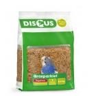 DISCUS GRASPARKIETENVOER 2,5KG