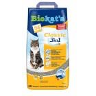 BIOKAT'S CLASSIC 3IN1 20 LTR KLOMPVORMEND KATTEGRIT