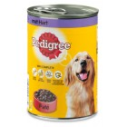 PEDIGREE BLIK ADULT HART 400GR