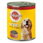 PEDIGREE BLIK ADULT RUNDVLEES 830GR