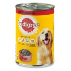 PEDIGREE BLIK ADULT RUNDVLEES 400GR