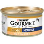 GOURMET GOLD MOUSSE KALKOEN 85GR