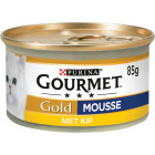 GOURMET GOLD MOUSSE MET KIP 85GR