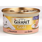 GOURMET GOLD MOUSSE ZALM 85GR