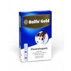 BOLFO GOLD DRUPPELS HOND 100 - 2 PIPETTEN