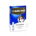 BOLFO GOLD DRUPPELS HOND 400 - 2 PIPETTEN