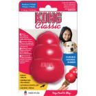 KONG TOY CLASSIC MEDIUM ROOD