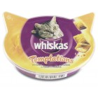 WHISKAS TEMPTATION KIP-KAAS 60GR