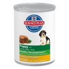 HILL'S DOG PUPPY CHICKEN BLIKJE 370GR
