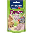 VITAKRAFT DROPS KNAAGDIER BOSVRUCHTEN 75GR