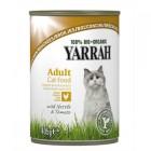 YARRAH CAT BLIK BROKJES KIP 405GR
