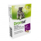 DRONTAL DOG TASTY - 10 KG  2 TABLET