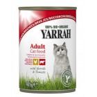 YARRAH CAT BLIK BROKJES KIP/RUND 405GR