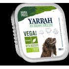 YARRAH DOG ALU VEGETARISCHE  BROKJES 150GR