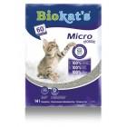 BIOKAT'S MICRO CLASSIC 14LTR KATTEGRIT
