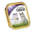 YARRAH CAT ALU BROKJES KIP/KALK 100GR