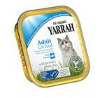YARRAH CAT ALU BROKJES KIP/MAKREEL 100GR