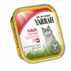 YARRAH CAT ALU BROKJES KIP/RUND 100GR