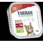 YARRAH CAT ALU PATE RUND EN KIIP 100GR