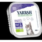 YARRAH CAT ALU PATE KIP/KALKOEN 100GR