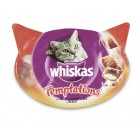 WHISKAS TEMPTATIONS RUND 60GR
