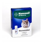MANSONIL ALL WORM CAT 4 TABLET