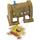PENN PLAX SPONGE BOB ORNAMENT MR. KRABS HUIS 8 CM.