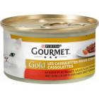 GOURMET GOLD CASSOLETTES RUND-KIP 85GR