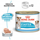ROYAL CANIN STARTER MOUSSE 195GR