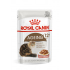 ROYAL CANIN AGEING  12+ GRAVY POUCH 85 GRAM