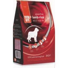 TOTAL BITE DOG LAMB & RICE GLUTENVRIJ 3 KG