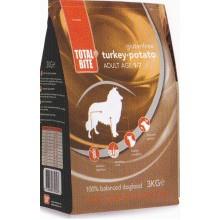TOTAL BITE DOG TURKEY & POTATO  GLUTENVRIJ 3 KG