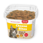 SANAL CAT CHEESE BITES CUP  75 GRAM