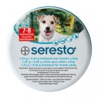 BAYER SERESTO BAND HOND TOT<8KG