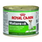 ROYAL CANIN MATURE +8 BLIKJE 195GR