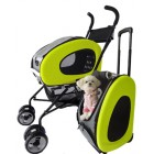 HONDENBUGGY 5 IN 1 GREEN/LIME  IPS-020/G