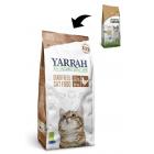 YARRAH CAT GRAANVRIJ BIOLOGISCH KIP EN VIS 800 GRAM