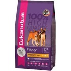 EUKANUBA DOG PUP/JUNIOR MEDIUM CHICKEN 12KG