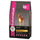 EUKANUBA DOG ADULT MEDIUM 12KG CHICKEN