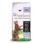 APPLAWS CAT ADULT KIP EN EEND  2 KILO