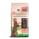 APPLAWS CAT ADULT KIP EN ZALM  2 KILO