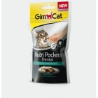 GIMPET NUTRI POCKETS DENTAL  60 GR.