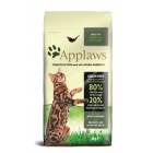 APPLAWS CAT ADULT BROKJES KIP  EN LAM 400 GRAM