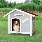 HONDENHOK DOG'S INN 107 x 93 x 90 CM