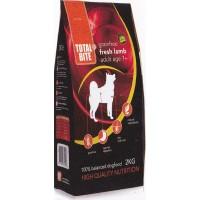 TOTAL BITE DOG FRESH LAMB GRAAN/GLUTENVRIJ 2 KG