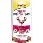 GIMPET SUPERFOOD IMMUNITY DUO SNACK