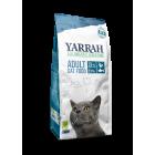 YARRAH CAT BIOLOGISCHE BROKJES VIS 2,4 KG