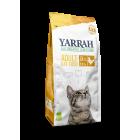 YARRAH CAT BIOLOGISCHE BROKJES KIP 2,4 KG
